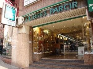 Librería Parcir  de Manresa (Barcelona)