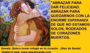 ABRAZAR DESDE EL CORAZÓN.