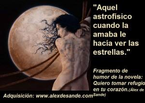 La amante de las estrellas